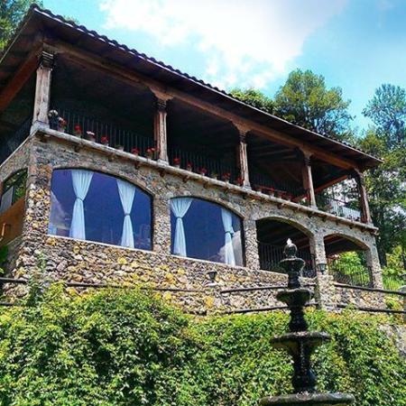 Cabañas del bosque, Lago Zirahuén: Cabaña de Orquiedas