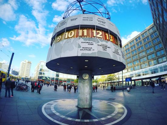 World Watch Picture Of Alexanderplatz Berlin Tripadvisor