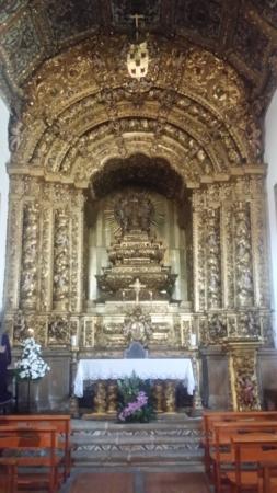 Misericordia Church: Retablo central