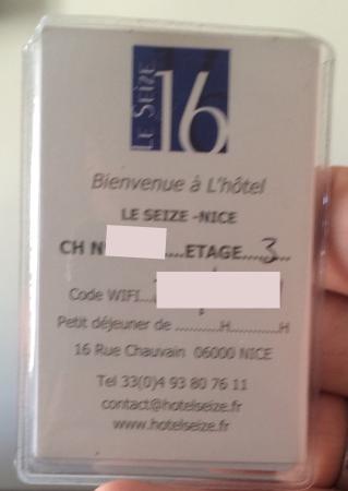 Hotel Le Seize : photo1.jpg