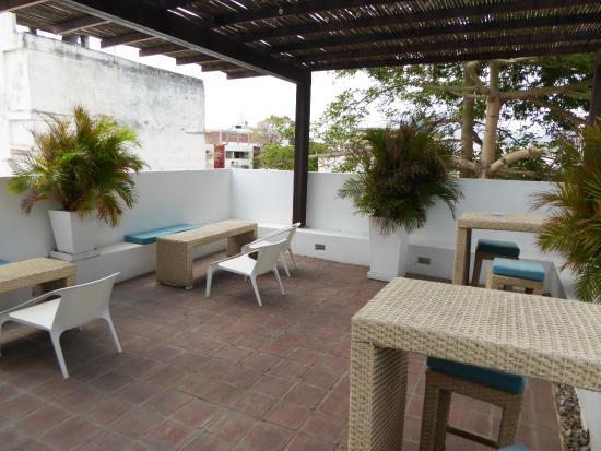 Foto de la casa del piano hotel boutique santa marta for Immagini del piano casa gratis