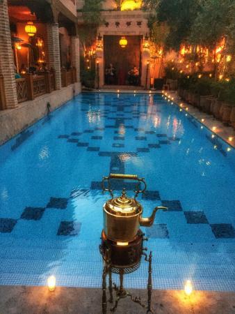 Das Hotel innen - ein Traum!!!