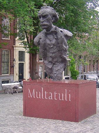 Statue of Multatuli