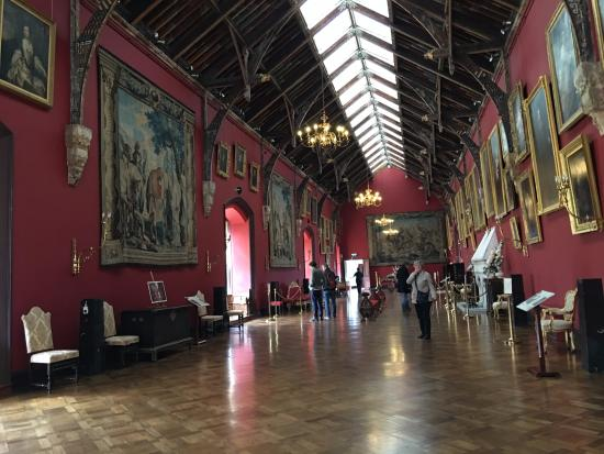 Κίλκεννι, Ιρλανδία: Hall of Painting in Kilkenny Castle