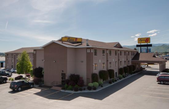 Super 8 Wenatchee: Hotel