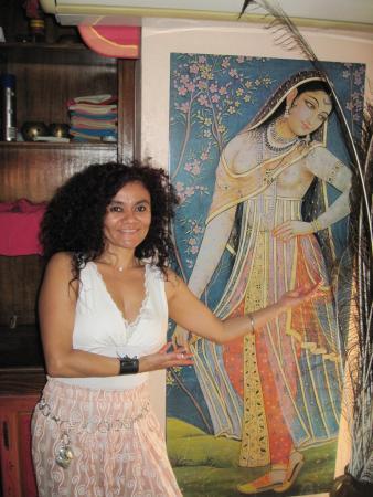 Escazú, Costa Rica: Me encanto la decoracion!
