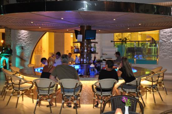 Hotel Marbella: Bar