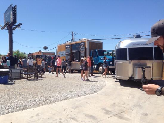 Food Truck Paradise Picture Of Bleu Garten Oklahoma City