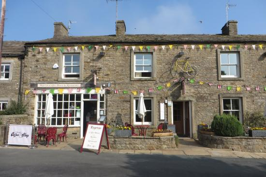 Kearton Country Hotel: Ready for the TDF
