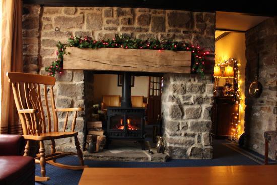 Kearton Country Hotel: New Inglenook Fireplace