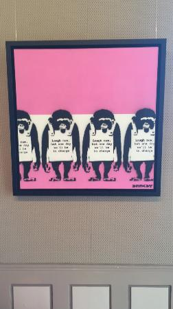 Moco Museum - Banksy & more