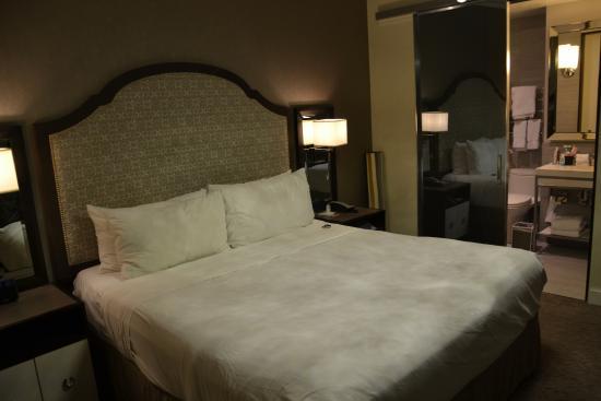 Cómodas habitaciones y muy buena calidad colchones   Picture of