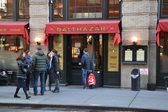 Balthazar: Frente