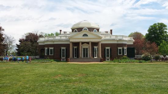 Шарлоттсвилль, Вирджиния: Monticello