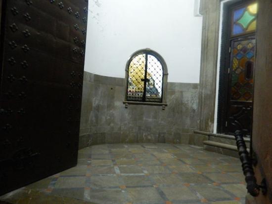 Iglesia de los Hospitalicos o Corpus Christi
