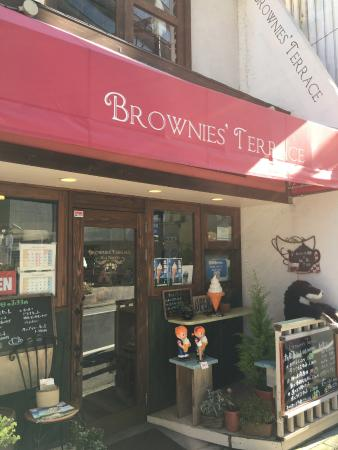 Brownies' Terrace