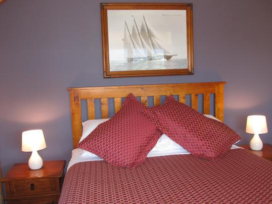 Nikau Lodge: Queen Bed Seal Room