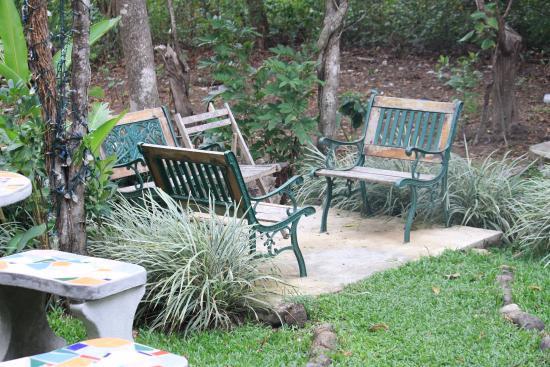 El Valle Gourmet&Coffee Shop: area para disfrutar de un buen cafe