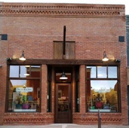Hill City, SD: The Handbag Store storefront