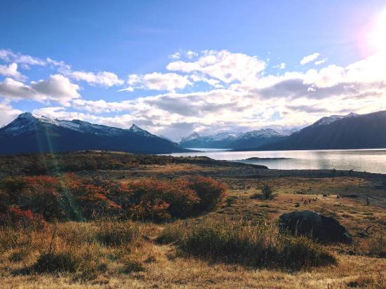 Adventure Domes Ecocamp Patagonia: A short walk to awesome views