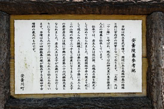 Hikoushio Goryo Tomb