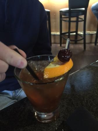 Baraboo, WI: Maple Old Fashioned