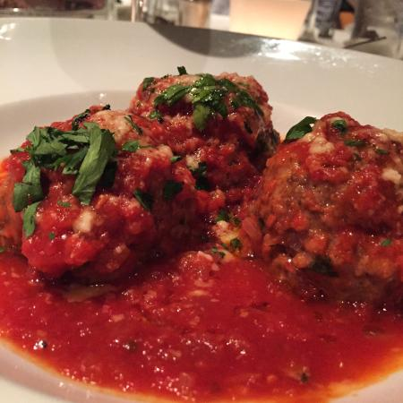 Union, NJ: Home made meatballs