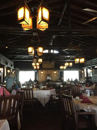 El tovar hotel dining room