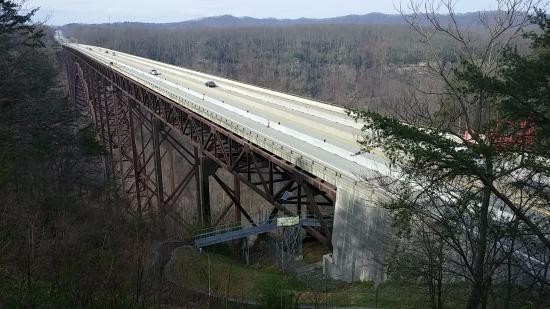 Fayetteville, WV: New River Gorge Bridge
