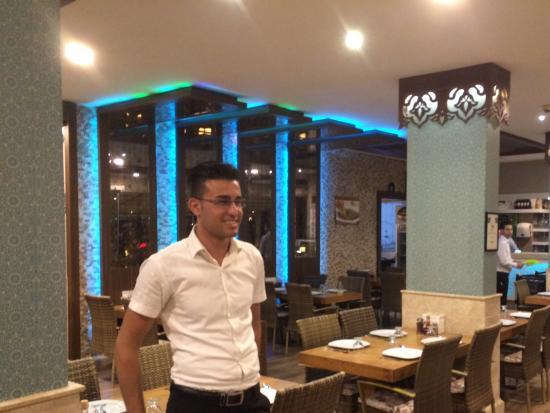 Sefin Yeri Restaurant : Lokale