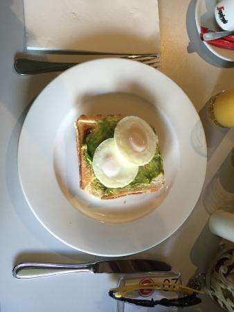 Lithgow, Australia: Breakfast