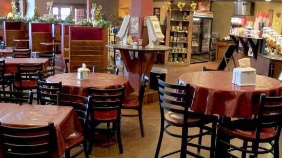 Millersburg, OH: Jitters Coffee House