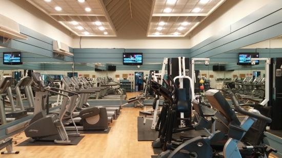 Fitness Centre Treadmills Eliptical Stationary Bikes Free
