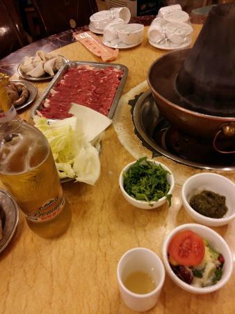 YueYuan Hotpot (NingHai Dong Road Si)