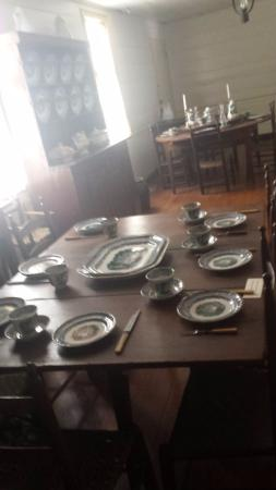 Lexington, Karolina Południowa: The child's table