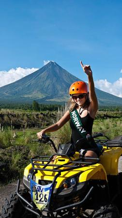 Great adventure, OK for kids - Review of Bicol Adventure ATV