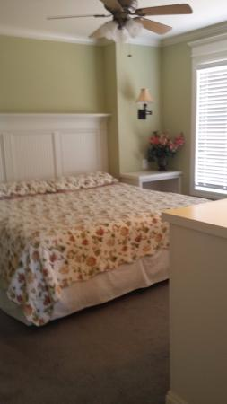Leesville, SC: One view of the main bedroom