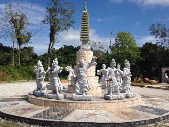 Buddhism New Village