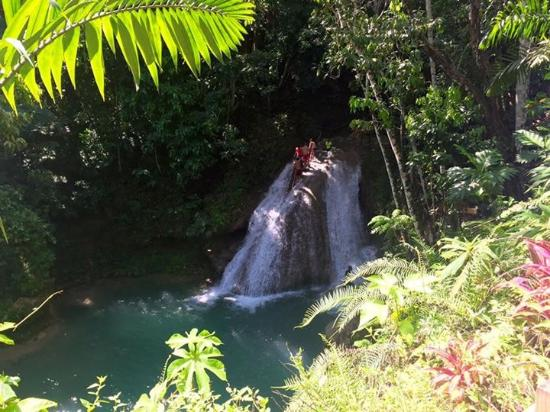 At Blue Hole Jamaica With Liberty Tours Picture Of Liberty - Liberty tours jamaica