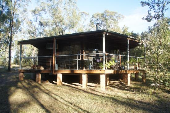 Buffs at Pokolbin : one bedroom cabin