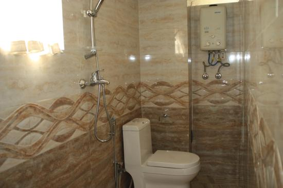 Thamel Apartments/Hotel: Bathroom