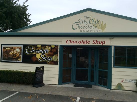 The Silky Oak Chocolate Company