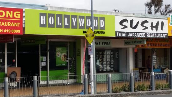 Hollywood Bakery and Cafe, Northcote