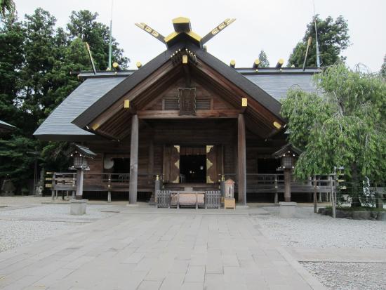 Kaiseizan Dai Jingu Shrine