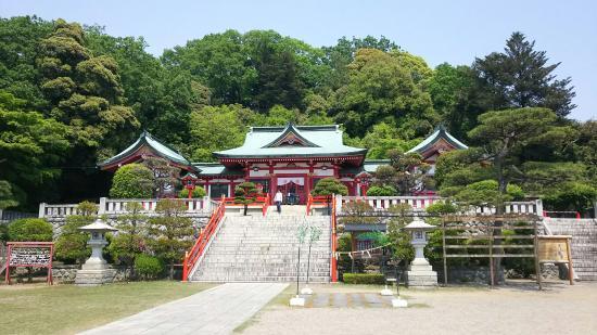 Ashikaga Orihime Jinjya