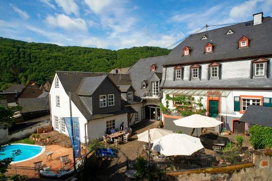 Springiersbacher Hof, Borchert Vinery