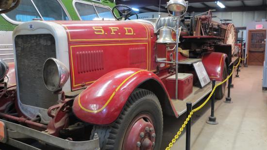 Connecticut Fire Museum