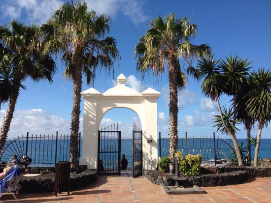 Hotel Natura Palace Playa Blanca Spanien