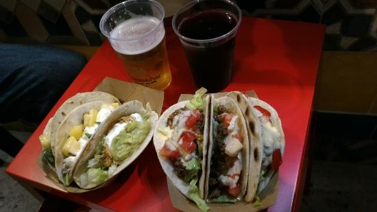 Tacos & Beer Roma