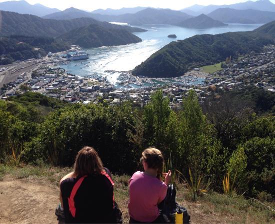 Picton, Nueva Zelanda: Tirohanga Track